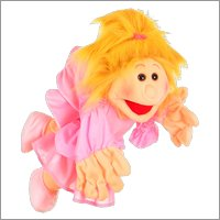 Living Puppets hand puppet Felicia the nice fairy