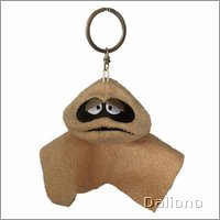 Jammerlappen keyring - Wiwaldi & CO. by Living Puppets