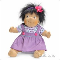 doll little Maria by Rubens Barn - party collection