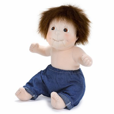Jeans for Little Rubens dolls
