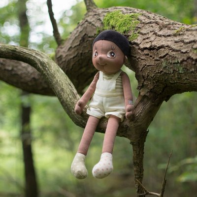 Rubens EcoBuds doll Fern by Rubens Barn
