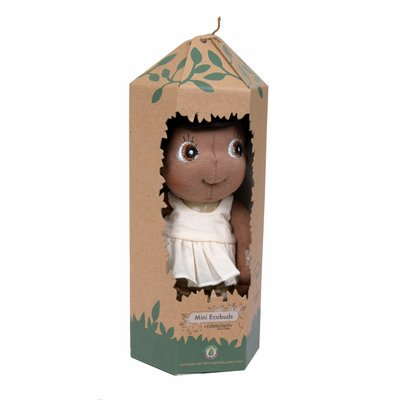 Rubens EcoBuds mini doll Flora by Rubens Barn